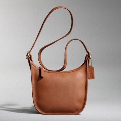 Coach Janice's Legacy Bag