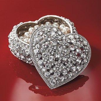 Swarovski Crystal Heart