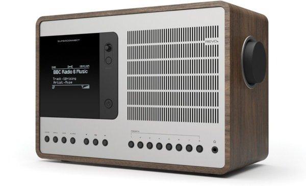 Revo SuperConnect Multi Format Deluxe Table Radio