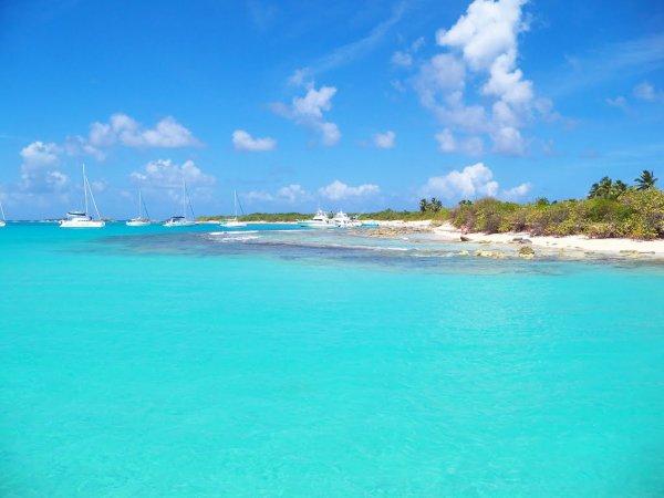 Icacos Island, Fajardo, Puerto Rico