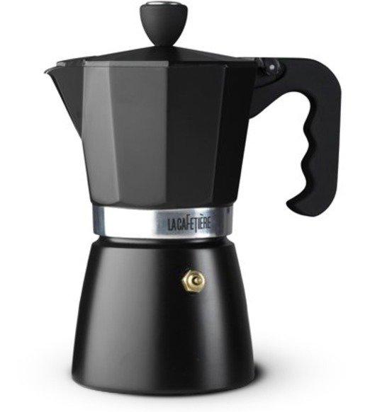 Black Classic 6 Cup Stovetop Espresso