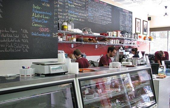 Zaleski & Horvath MarketCafe, Chicago, Illinois