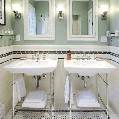 Victorian Bathroom Redo