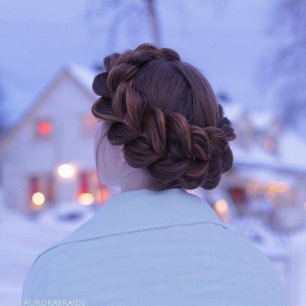 hair, hairstyle, girl, child, braid,