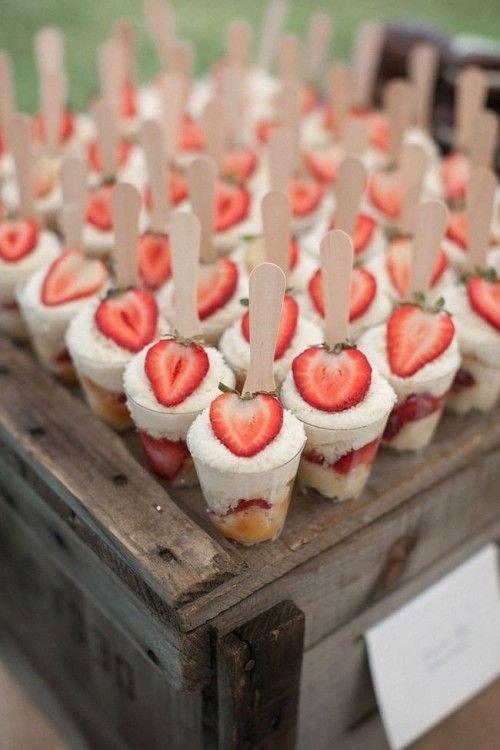 Personal Strawberry Shortcake