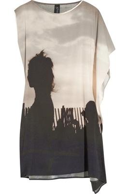 Zero+ MariaCornejo Digital Print Dress