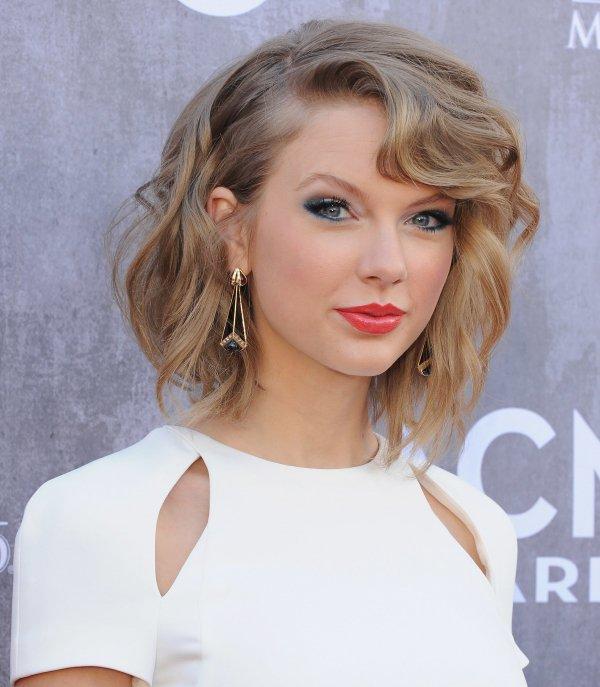Taylor's Older Hair