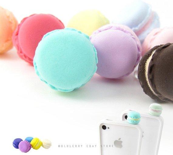 Macaron anti Dust Plug