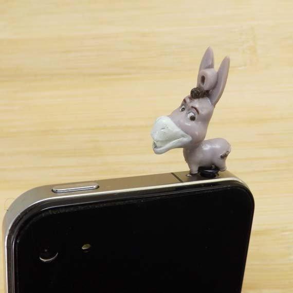 Disney Donkey anti Dust Plug