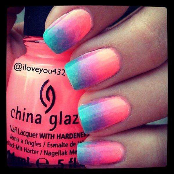 China Glaze,color,nail polish,pink,nail care,