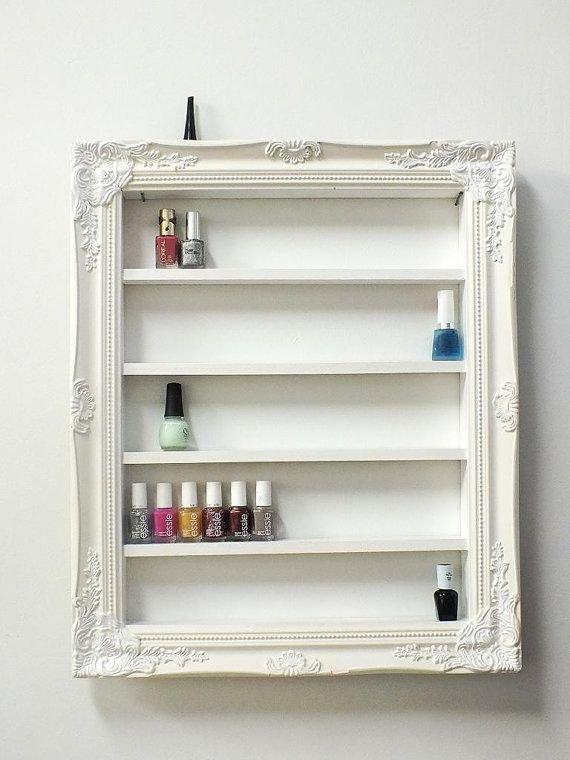 Picture Frame Shelf