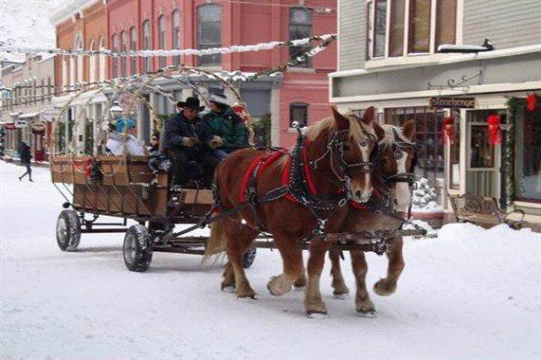 Georgetown Christmas Market in Georgetown, Colorado
