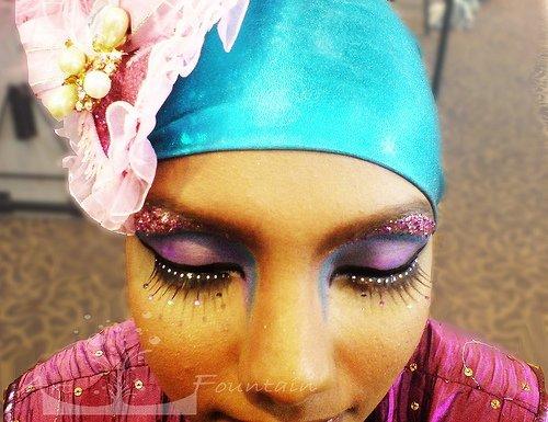Dazzling Makeup