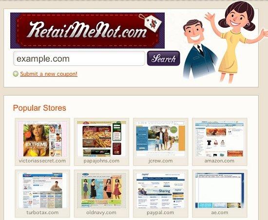 Retail Me Not