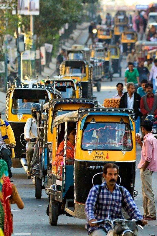 Traffic in JODHPUR