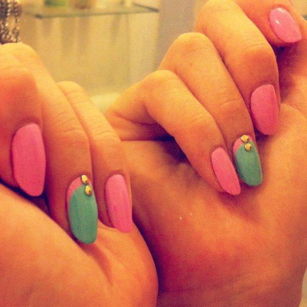 finger, nail, hand, manicure, lip,