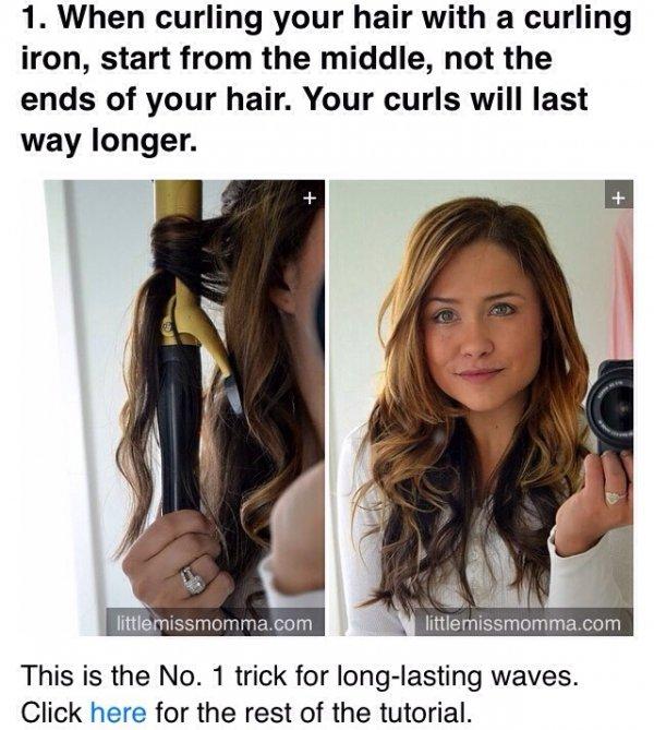 Keep Those Curls!