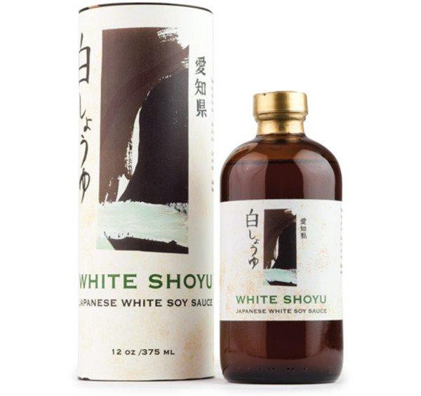 White Shoyu Japanese Soy Sauce 375 Ml (12 Oz.)