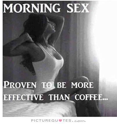 Morning Sex