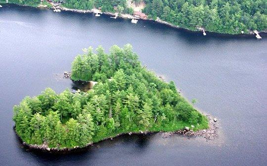 Blueberry Island, Canada