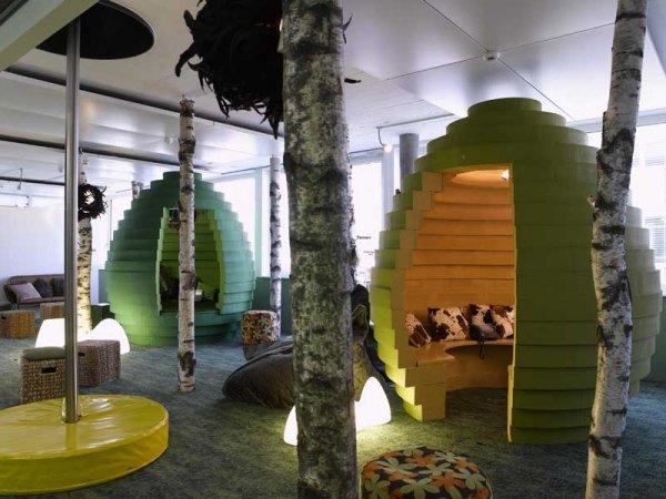 Google Office in Zurich, Switzerland