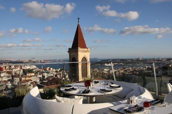 360 Restaurant - Istanbul, Turkey