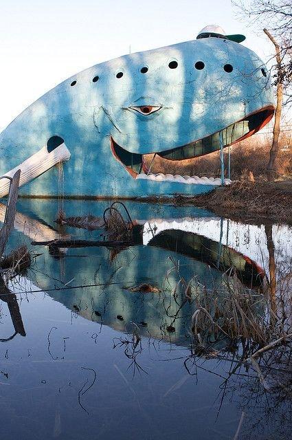 The Blue Whale, Catoosa, Oklahoma