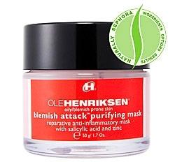 Ole Henriksen Blemish Attack Puritying Mask