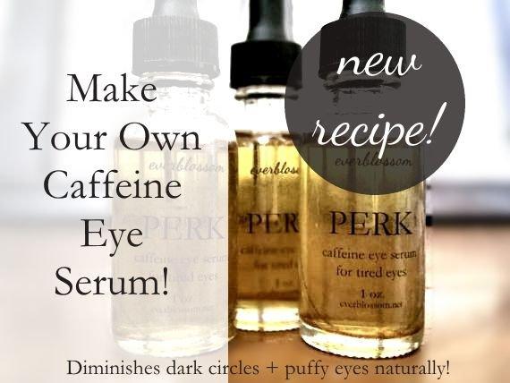Caffeine Eye Serum