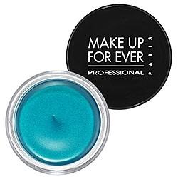 Make up Forever Aqua Cream in Turquoise
