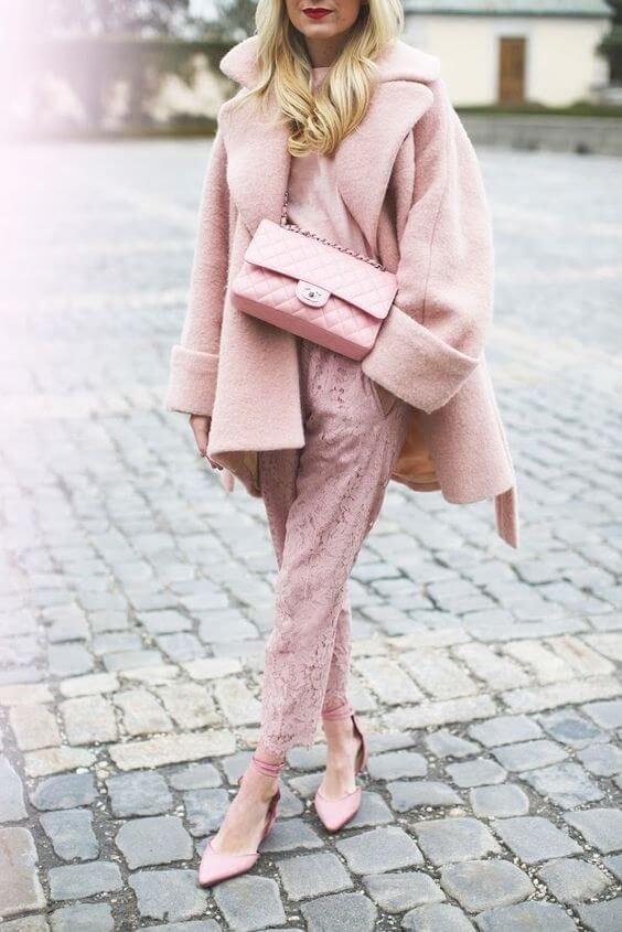 clothing, pink, coat, fashion model, fashion,