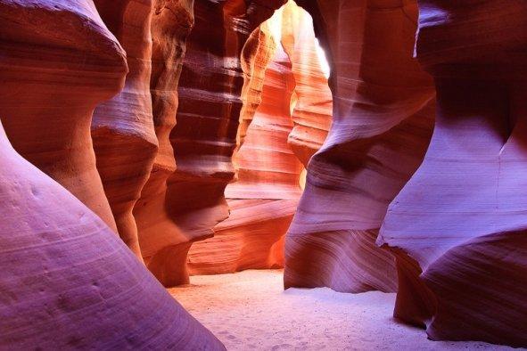 Antelope Canyon in USA