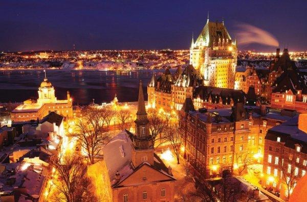 Mont Sainte-Marie, Quebec City