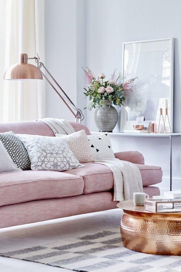 white, room, furniture, living room, floor,