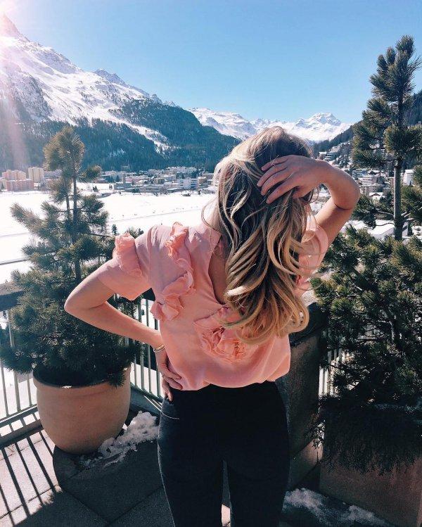 winter, season, vacation, snow,