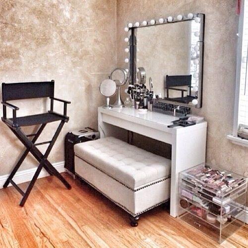 Glam Station - Find Your Fantasy Makeup Room Inspiration Here ...…