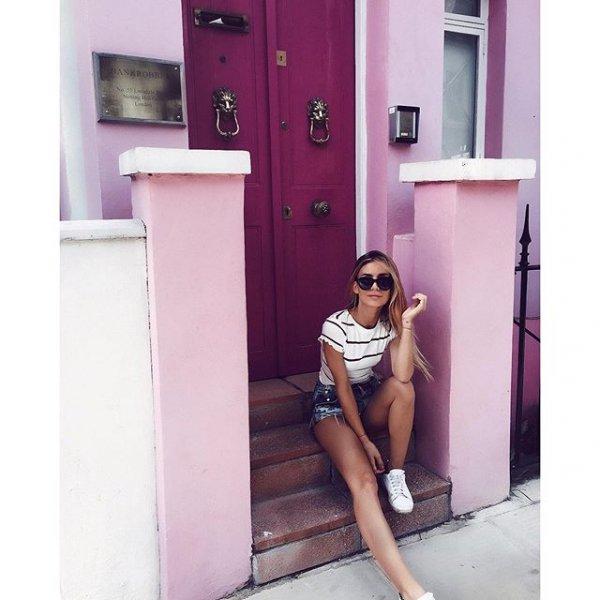 clothing, pink, dress, leg, furniture,