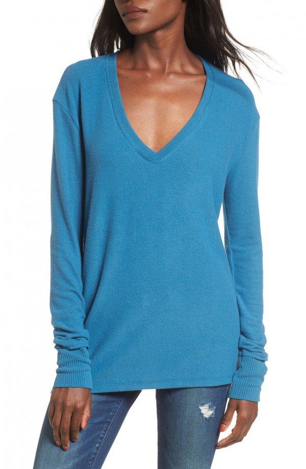 sleeve, aqua, neck, turquoise, shoulder,