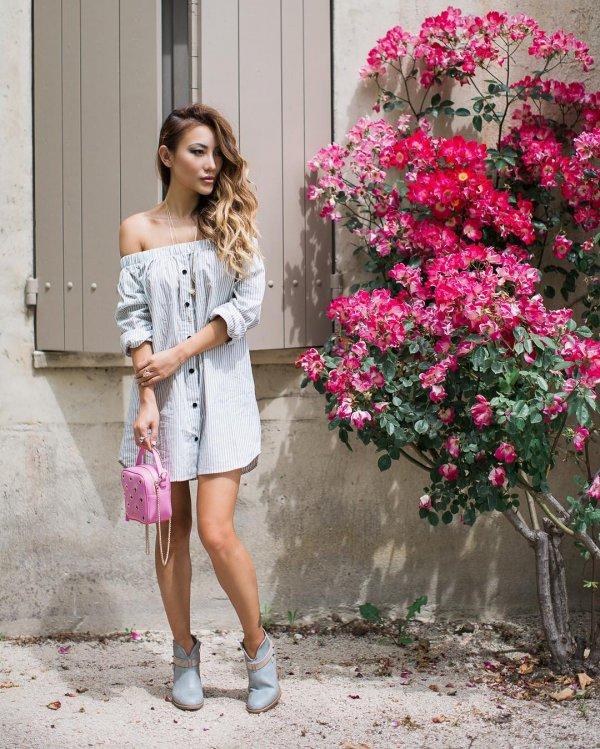 clothing, color, pink, flower, dress,