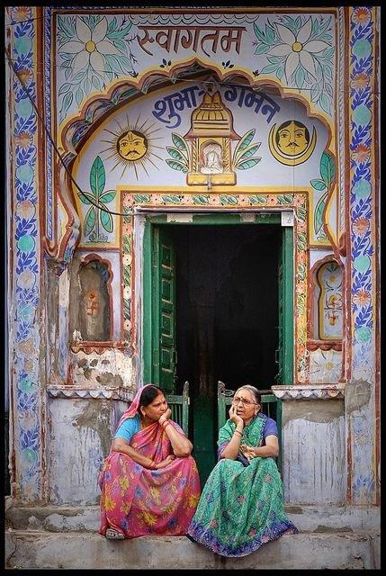 Women of Bundi