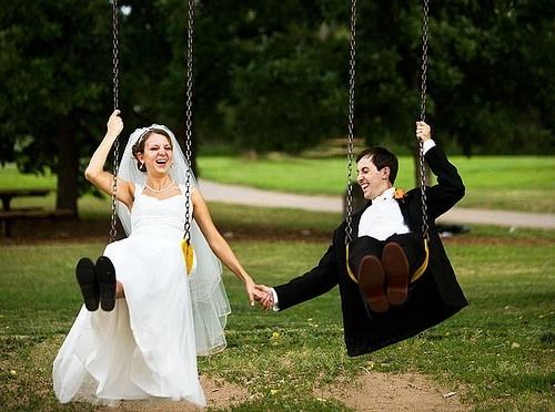 Swinging!