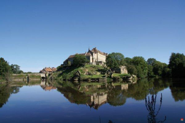 Saint-Benoît-du-Sault, Indre