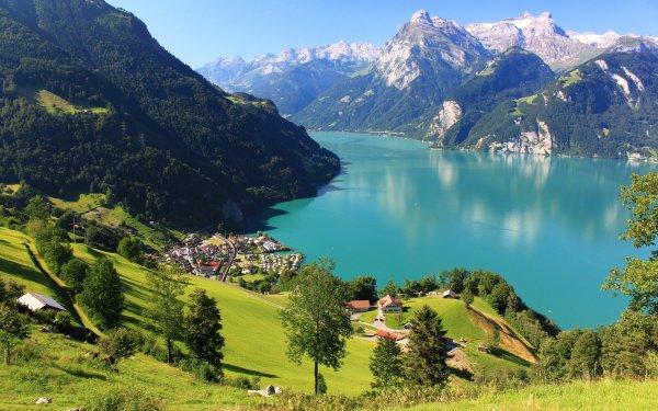 Take a Paddle-steamer on Lake Lucerne