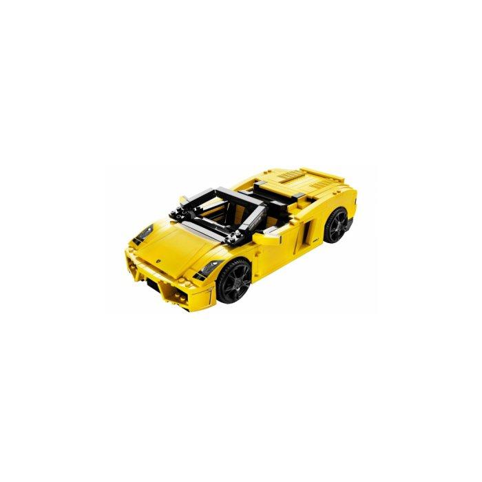 LEGO Racers Lamborghini Gallardo