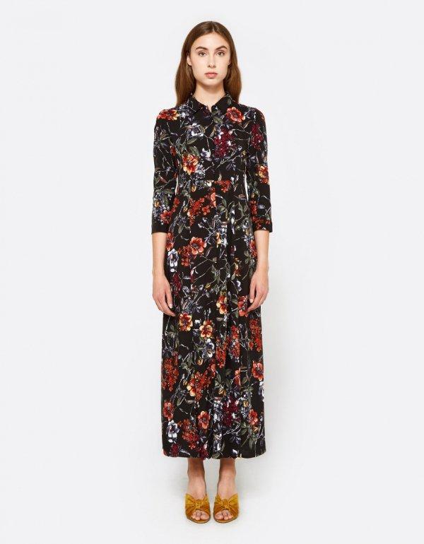 clothing, day dress, dress, fashion model, sleeve,