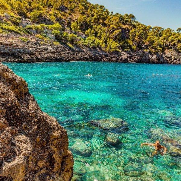 sea, coastal and oceanic landforms, water, vegetation, reef,