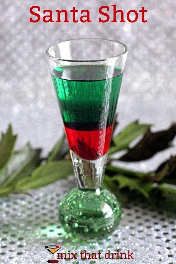 The Santa Shot