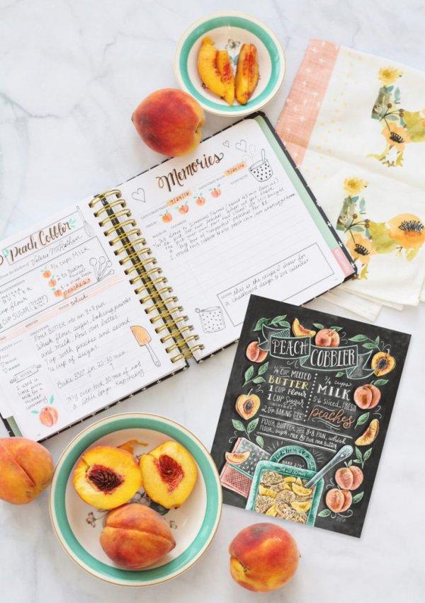 Food, Brunch, Peach, Recipe, Food group,