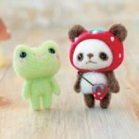 38 Super Cute Felt Animals You Can Make ...