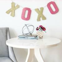 17 Delightful DIY Valentine's Day Banners ...